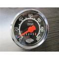 Speedometer 120km/h